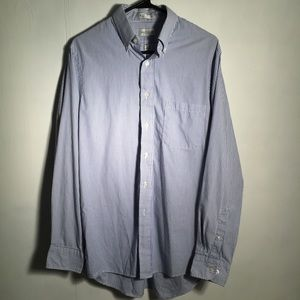 Van Heusen Dress Shirt L/S Mens Size 15.5/34 C052